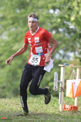 Matthias Kyburz (SUI) – Relay WOC 2018 Latvia