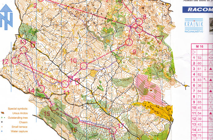 EYOC Long 2006 Slovenia