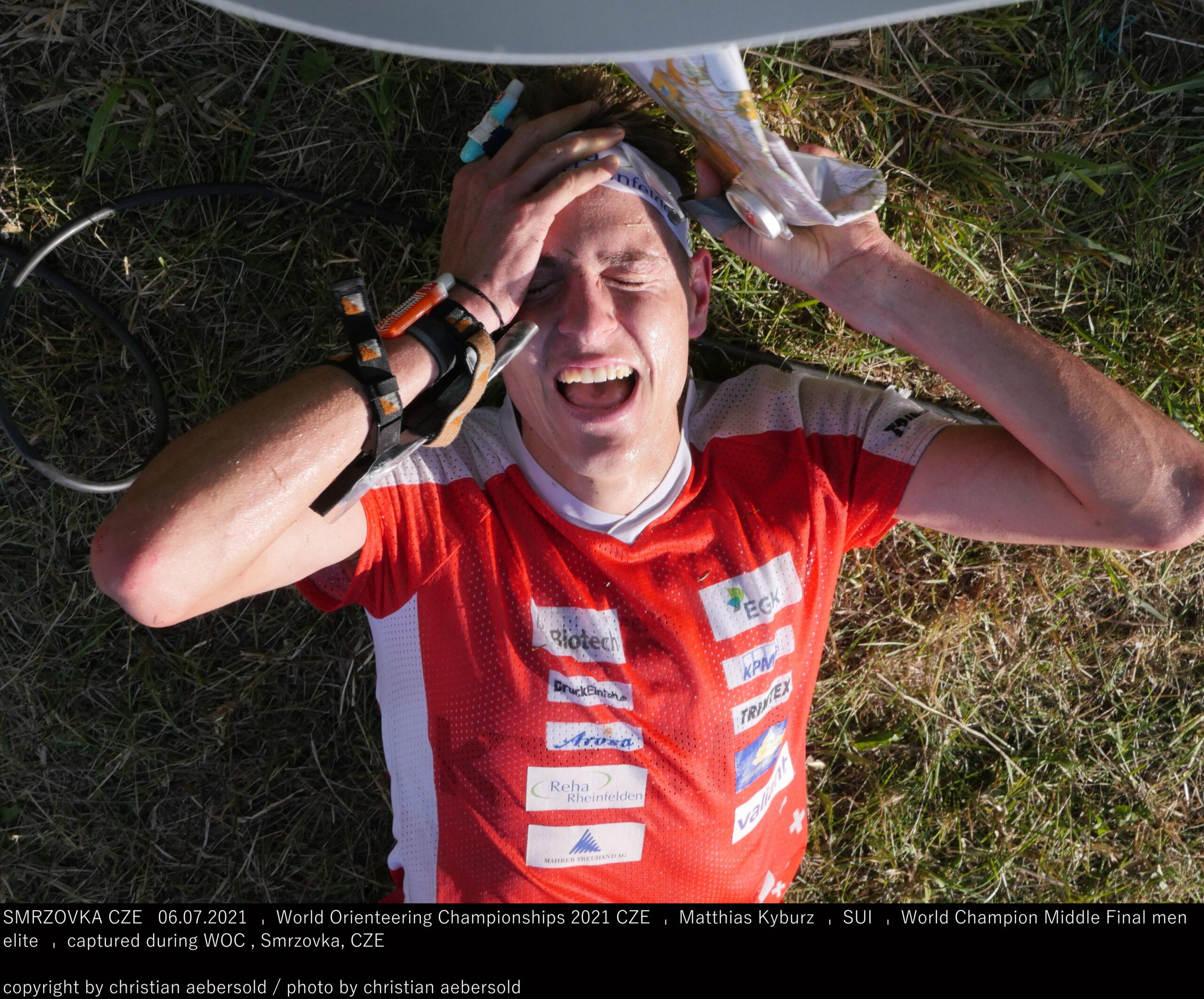 World Orienteering Championships 2021 CZE
